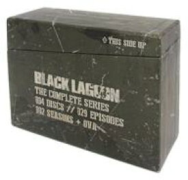 【中古】輸入アニメBlu-rayDisc BLACK LAGOON THE COMPLETE SERIES [輸入盤]
