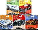【新品】ミニカー 1/64 Hot Wheels カーカルチャー Silhouettes 10個アソート [FPY86-986J]
