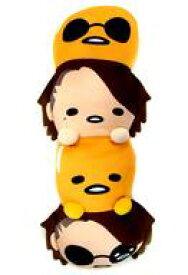 【中古】クッション・抱き枕・本体(男性) 赤西仁×ぐでたま ロングクッション 「Jin×Gudetama」 しまむら限定