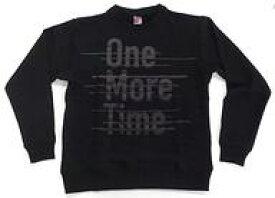 【中古】アウターウェア(女性アイドル) TWICE マンツーマンA(セーター) ブラック Mサイズ 「『One More Time』発売記念リリースイベント」