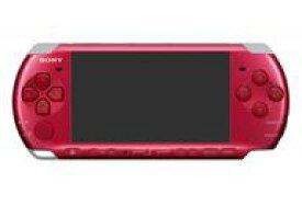 【中古】PSPハード PSP本体 ラディアント・レッド(PSP-3000RR/本体単品/付属品無) (箱説なし)