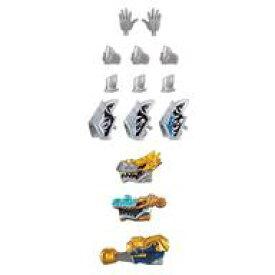 【中古】食玩 トレーディングフィギュア 6.竜装セットA 「騎士竜戦隊リュウソウジャー 勇動」