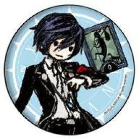 【中古】バッジ・ピンズ(キャラクター) 主人公 「ペルソナ3 缶バッジ 01.グラフアートデザイン」