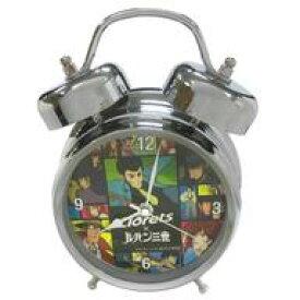 【中古】置き時計・壁掛け時計(キャラクター) [当選通知書付き] 集合 名前入りオリジナル目覚まし時計(名前/eiko) 「クロレッツ×ルパン三世」 謎解きキャンペーン当選品