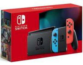 【中古】ニンテンドースイッチハード Nintendo Switch本体/Joy-Con(L) ネオンブルー/(R) ネオンレッド [2019年8月モデル]
