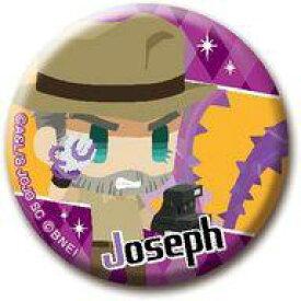 【中古】バッジ・ピンズ(キャラクター) ジョセフ・ジョースター 「CANバッジ ジョジョの奇妙な冒険 ジョジョのピタパタポップ スターダストクルセイダース」