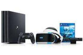 【25日24時間限定!エントリーでP最大26.5倍】【中古】PS4ハード PlayStation4 Pro本体 PlayStationVR Days of Play Pack 2TB [CUHJ-10029]