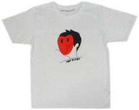 """【エントリーで全品ポイント10倍!(8月18日09:59まで)】【中古】Tシャツ(男性アイドル) 星野源 """"POP VIRUS""""Tシャツ(RED) ホワイト Mサイズ 「星野源 DOME TOUR 2019『POP VIRUS』」"""