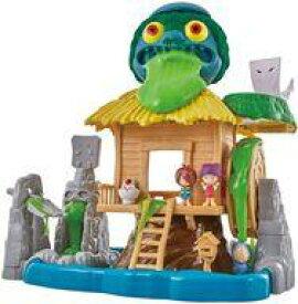 【中古】おもちゃ スライムであそぶんじゃ!DXゲゲゲハウス 強襲!たんたん坊 「ゲゲゲの鬼太郎」