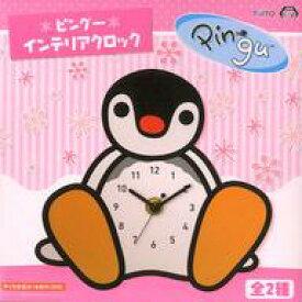 【中古】置き時計・壁掛け時計(キャラクター) ピンガ インテリアクロック 「ピングー」