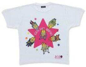 【中古】Tシャツ(キャラクター) 集合 スタンドたちの奇妙なコスチューム! フルカラーTシャツ ホワイト Lサイズ 「ジョジョの奇妙な冒険 第五部 黄金の風」