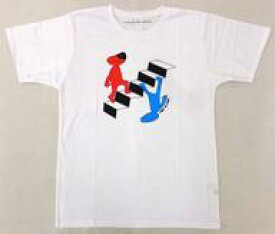 """【エントリーで全品ポイント10倍!(8月18日09:59まで)】【中古】Tシャツ(男性アイドル) 星野源 """"POP VIRUS""""Tシャツ(KAIDAN) ホワイト Sサイズ 「星野源 DOME TOUR 2019『POP VIRUS』」"""