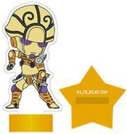 【中古】小物(キャラクター) ゴールド・エクスペリエンス 「ジョジョの奇妙な冒険 第五部 黄金の風 アクリルジオラマ」