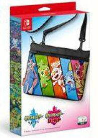 【中古】ニンテンドースイッチハード サコッシュ『ポケットモンスター ソード・シールド』 for Nintendo Switch Lite