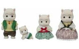 【中古】おもちゃ [ランクB] アルパカファミリー 「シルバニアファミリー」
