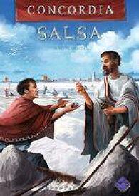 【新品】ボードゲーム コンコルディア 拡張セット サルサ 新版 日本語版 (Concordia: Salsa)
