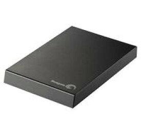 【中古】WindowsXP/Vista/7/8/8.1ハード Seagate USB3.0対応 超高速ポータブルハードディスク 500GB [SGP-EX005UBK]