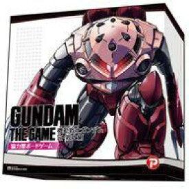 【新品】ボードゲーム GUNDAM THE GAME -機動戦士ガンダム:哀・戦士編-