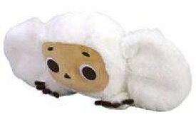 【中古】ぬいぐるみ 白いチェブラーシカ(這い) ぬいぐるみ(S) 「チェブラーシカ」【タイムセール】