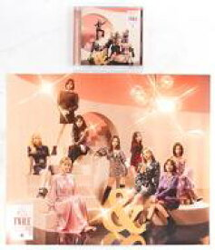 【中古】洋楽CD TWICE / & TWICE[ONCE JAPAN限定盤]
