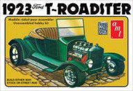 【エントリーでポイント10倍!(2月16日01:59まで!)】【新品】プラモデル 1/25 1923 フォード モデルT ロードスター [AMT1130]