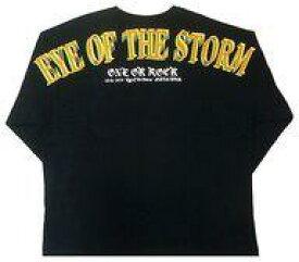 """【中古】Tシャツ(男性アイドル) ONE OK ROCK オーバーサイズロングスリーブTシャツ ブラック Lサイズ 「ONE OK ROCK 2019-2020 """"Eye of the Storm"""" JAPAN TOUR」"""