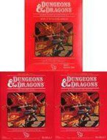 【エントリーでポイント10倍!(7月11日01:59まで!)】【中古】ボードゲーム [破損品/ダイス欠品] D&D ベーシックルールセット(赤箱) (Dungeons&Dragons/基本)