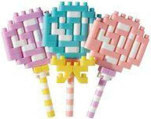 【新品】おもちゃ ナノブロック NBC_306 ロリポップキャンディ