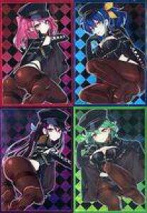 【新品】サプライ 【遊戯王】スリーブ 軍服柚子セット(にじゅ) C96/ミッドナイトブルー