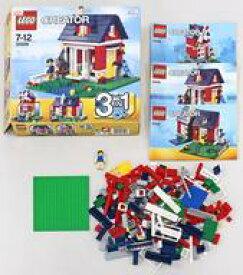 【エントリーでポイント10倍!(3月28日01:59まで!)】【中古】おもちゃ [ジャンク品] LEGO コテージ 「レゴ クリエイター」 31009