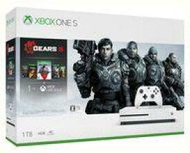【中古】Xbox Oneハード Xbox One S本体 1TB(Gears 5 同梱版)