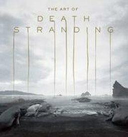 【中古】アニメムック THE ART OF DEATH STRANDING 【中古】afb