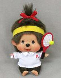 【中古】ドール レッツ!スポーツモンチッチ テニス 女の子 Sサイズ 「モンチッチ」