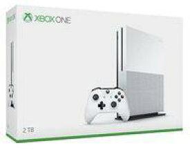 【中古】Xbox Oneハード 海外版 XboxOne S本体 2TB ホワイト Launch Edition
