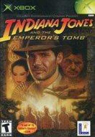 【中古】XBソフト 北米版 INDIANA JONES AND THE EMPEROR'S TOMB(国内使用不可)