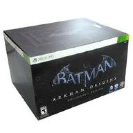 【中古】XBOX360ソフト 北米版 BATMAN ARKHAM ORIGINS[COLLECTOR'S EDITION] (国内版本体動作可)(状態:プレミアムスタチュー状態難)