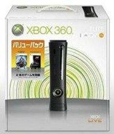 【中古】XBOX360ハード Xbox360本体 エリート バリューパック(120GB)(状態:コントローラ欠品)