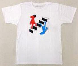 """【エントリーでポイント10倍!(9月26日01:59まで!)】【中古】Tシャツ(男性アイドル) 星野源 """"POP VIRUS""""Tシャツ(KAIDAN) ホワイト Lサイズ 「星野源 DOME TOUR 2019『POP VIRUS』」"""