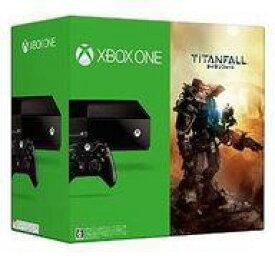 【中古】Xbox Oneハード XboxOne本体 タイタンフォール同梱版(状態:箱(内箱含む)・本体状態難)