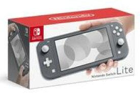 【中古】ニンテンドースイッチハード Nintendo Switch Lite本体 グレー(状態:セーフティーガイド欠品)