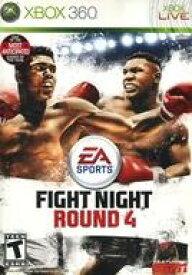 【中古】XBOX360ソフト 北米版 FIGHT NIGHT ROUND 4 (国内版本体動作可)