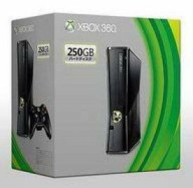 【中古】XBOX360ハード Xbox360本体 リキッドブラック(250GB)(状態:箱(内箱含む)状態難)