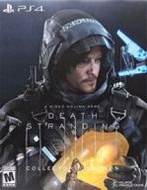 【エントリーでポイント10倍!(7月11日01:59まで!)】【中古】PS4ソフト 北米版 DEATH STRANDING[COLLECTOR'S EDITION] (18歳以上対象・国内版本体動作可)