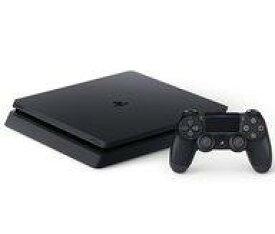 【中古】PS4ハード プレイステーション4本体 ジェットブラック (HDD 500GB/CUH-2200AB01)(状態:内箱欠品)