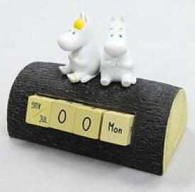 【中古】フィギュア [破損品/ランクB] ムーミン&スノークのおじょうさん 「ムーミン」 万年カレンダー タイトー限定