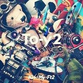 【エントリーで全品ポイント10倍!(7月26日01:59まで)】【中古】邦楽CD Kis-My-Ft2 / To-y2[DVD付初回盤B]