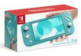 【中古】ニンテンドースイッチハード Nintendo Switch Lite本体 ターコイズ(状態:内箱・セーフティガイド欠品)