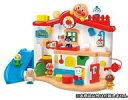 【新品】おもちゃ チャイムがピンポン♪あそびがいっぱい アンパンマンはじめてハウス 「それいけ!アンパンマン」【タ…