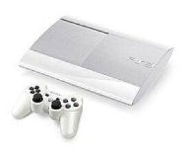 【中古】PS3ハード プレイステーション3本体 クラシック・ホワイト(HDD 250GB)(状態:本体状態難)