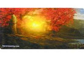【中古】サプライ Rob Alexanderイラスト(秋の紅葉) 四季シリーズ 晴れる屋オリジナルプレイマット 再版版